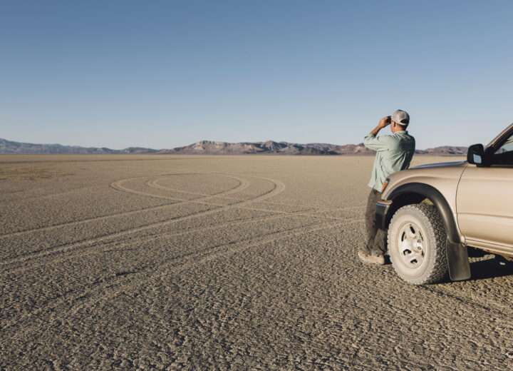 How to Prepare Your Truck for Desert Travel